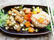 Kung Pao-Huhn mit Gemüse - Rezept - Bild Nr. 2