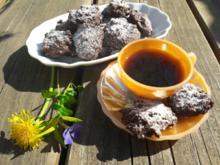 Schoko - Mandel - Biscottini - Rezept - Bild Nr. 2