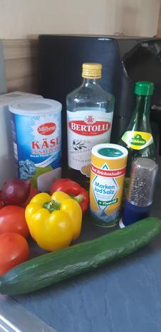 Schopska-Salat - Rezept - Bild Nr. 3