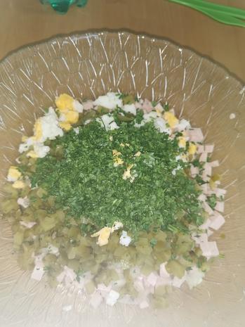 Bunter Eiersalat - Rezept - Bild Nr. 5