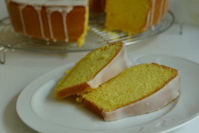 Zitronenkuchen mit Kurkuma - Rezept - Bild Nr. 2