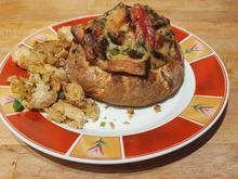 gefülltes Brot bzw. Brötchen - Rezept - Bild Nr. 2