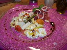 Spargel-Gratin mit Feta Käse überbacken - Rezept - Bild Nr. 10367