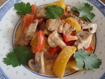 Rinder-Curry - Rezept - Bild Nr. 10367