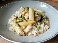 Hühnerfrikassee mit weißem Spargel - Rezept - Bild Nr. 2