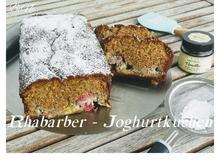BiNe` S RHABARBER - JOGHURTKUCHEN - Rezept - Bild Nr. 5