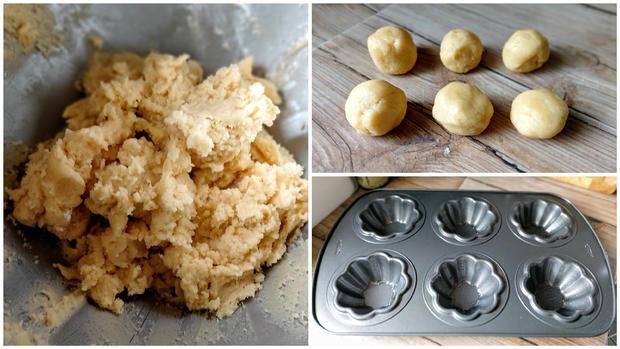 Käsekuchen  - Streusel - Muffins - Rezept - Bild Nr. 5