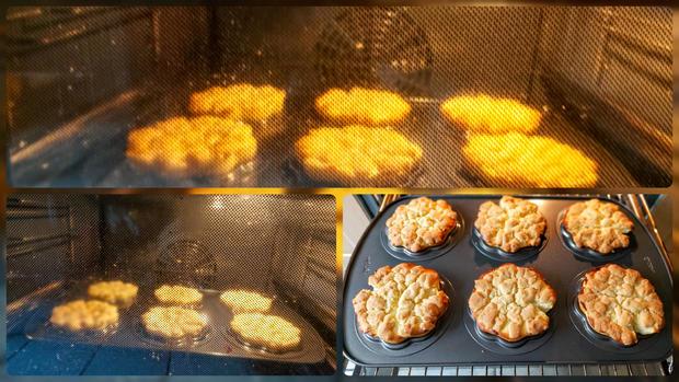 Käsekuchen  - Streusel - Muffins - Rezept - Bild Nr. 13