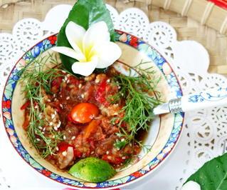 Balinesisches Rohkost-Sambal ala Sriwidi - Rezept - Bild Nr. 2