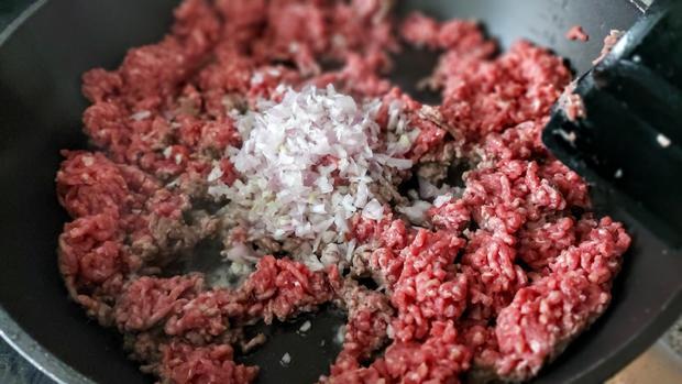 Hackfleisch - Zucchini - Schupfnudelpfanne - Rezept - Bild Nr. 9