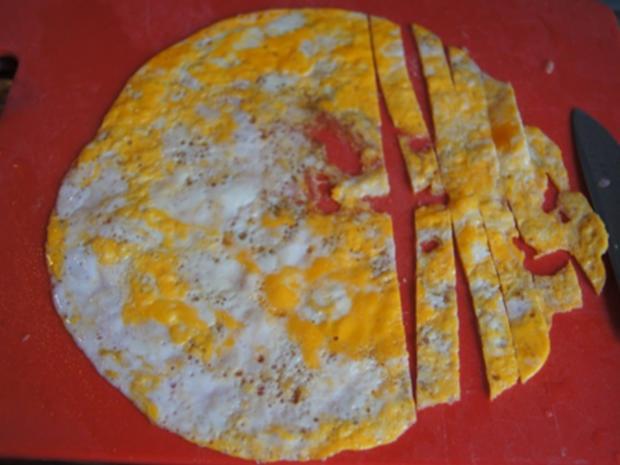 Asiatische Nudeln mit Rindfleisch - Rezept - Bild Nr. 10398