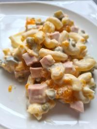 Nudelsalat mit Mandarinen - Rezept - Bild Nr. 2