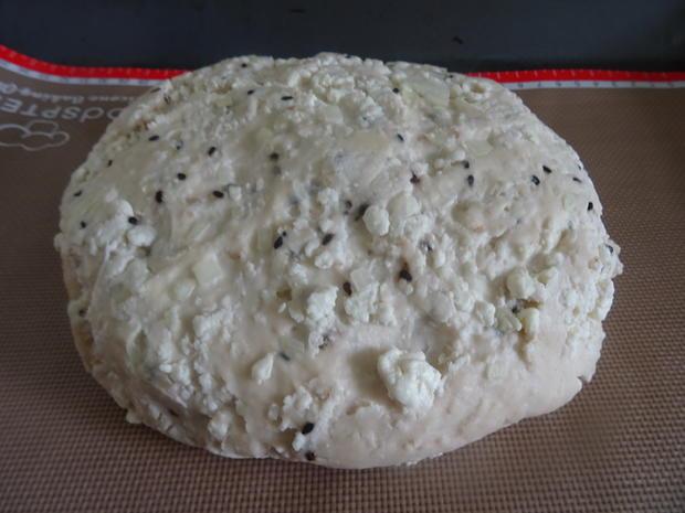 Brot aus Zypern (Hellimli Bidda) - Rezept - Bild Nr. 4