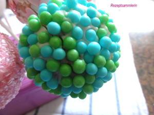 Biskuit:   CAKE ~ POPS (kleine Kuchen am Stiel) - Rezept - Bild Nr. 2
