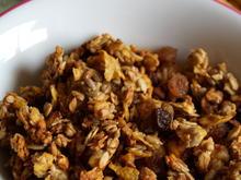 Frühstück: Bananen-Granola - Rezept - Bild Nr. 2