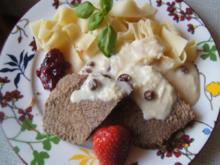 Tafelspitz mit Apfel-Kren und Bandnudeln - Rezept - Bild Nr. 2