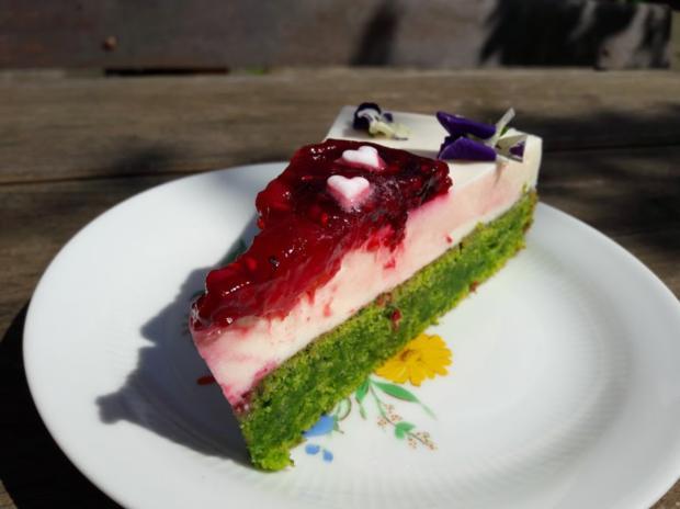 Muttertags-Herz-Torte  - kochbar Challenge 5.0 (Mai 2020) - Rezept - Bild Nr. 3