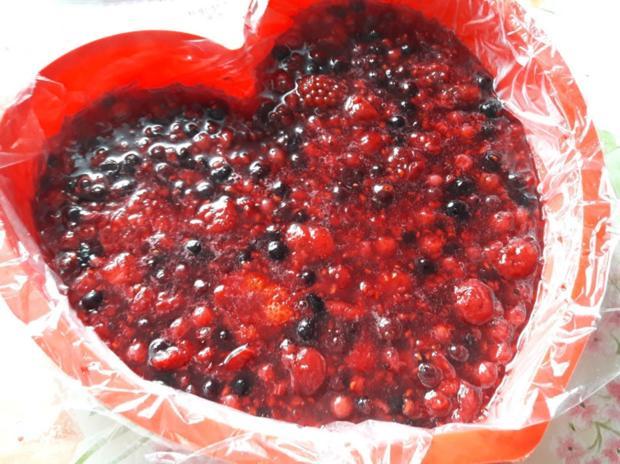 Muttertags-Herz-Torte  - kochbar Challenge 5.0 (Mai 2020) - Rezept - Bild Nr. 11