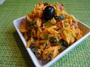 Kritharaki-Salat scharf - Rezept - Bild Nr. 2