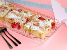 Erdbeer Rhabarber Kuchen - Rezept - Bild Nr. 2
