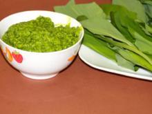 Bärlauch Pesto - Rezept - Bild Nr. 2