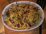 Sauerkrautauflauf mit Nürnberger Würstchen - ganz einfach !!! - Rezept - Bild Nr. 2
