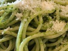 Pesto aus Radieschengrün - Rezept - Bild Nr. 2