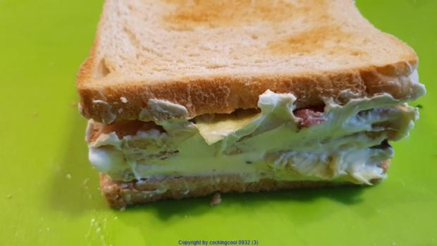 "Homeoffice Sandwich ""Oecher Art"" - Rezept - Bild Nr. 5"