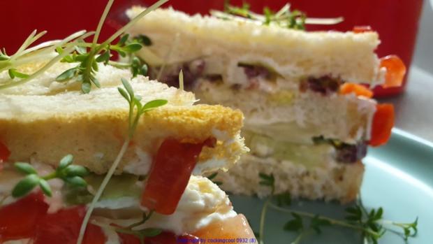 "Homeoffice Sandwich ""Oecher Art"" - Rezept - Bild Nr. 2"