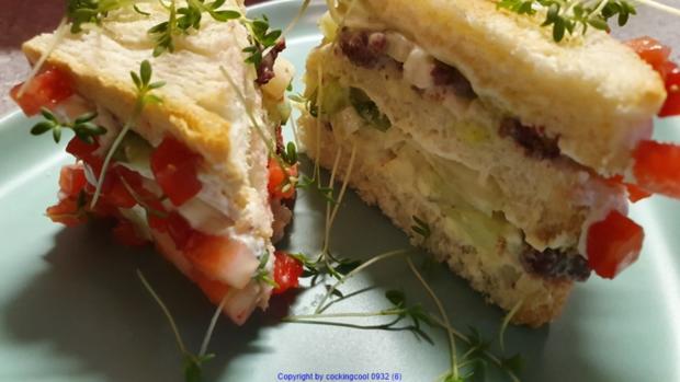 "Homeoffice Sandwich ""Oecher Art"" - Rezept - Bild Nr. 8"