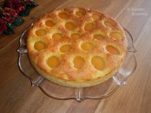 Quark-Aprikosen-Kuchen - Rezept - Bild Nr. 2