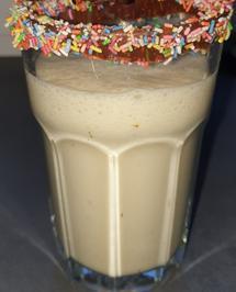 Banane Kokosmilch Smoothie - Rezept - Bild Nr. 2