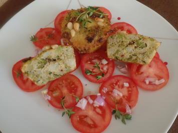 Gemüse-Muffins - Rezept - Bild Nr. 10403