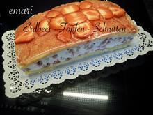 Topfen - Erdbeer - Schnitten - Rezept - Bild Nr. 2