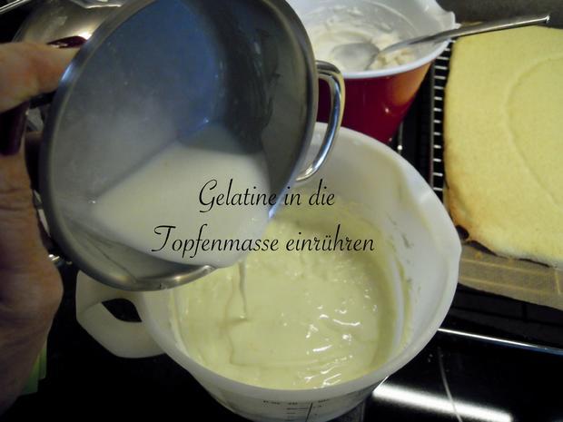 Topfen - Erdbeer - Schnitten - Rezept - Bild Nr. 10