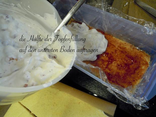 Topfen - Erdbeer - Schnitten - Rezept - Bild Nr. 14