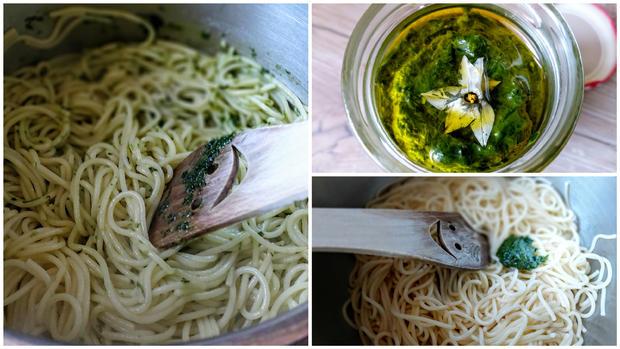 Mediterrane  Spaghetti - Rezept - Bild Nr. 18