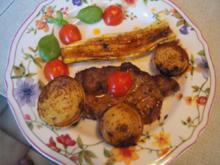 Ein schneller, leckerer Grillteller - Rezept - Bild Nr. 2