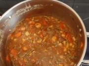 Schnippelbohnensuppe mit Rindfleisch - Rezept - Bild Nr. 2