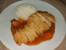 Gebackenes Hühnerfleisch Süss-Sauer - Rezept - Bild Nr. 2