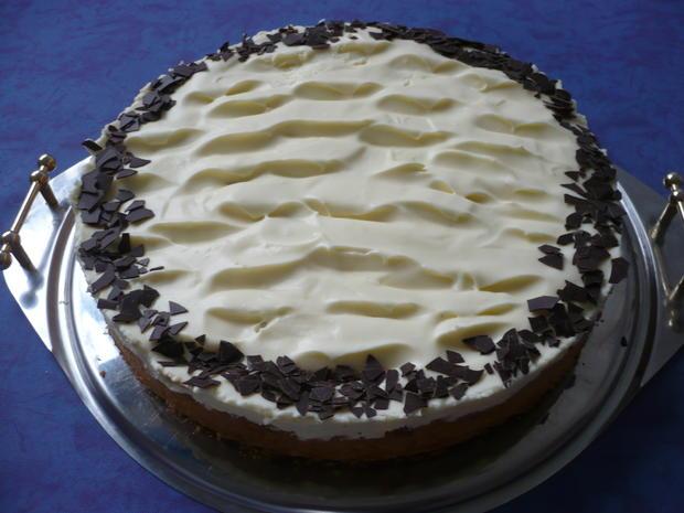 Rhabarber-Creme - Kuchen - Rezept - Bild Nr. 2