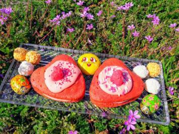 Kuchen in Pink und Dessert - Rezept - Bild Nr. 2