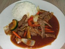 Rindfleisch Szechuan - Rezept - Bild Nr. 2