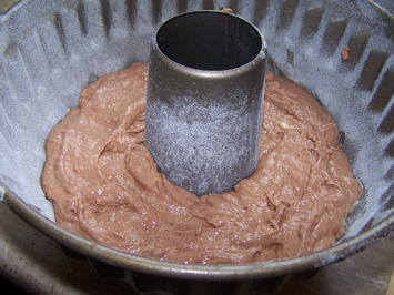 Orangen-Punsch- Kuchen mit Schokolade - Rezept - Bild Nr. 10435