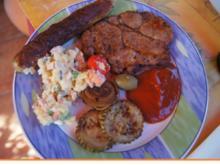 Grillidee mit Antipasta und Tschechischen Kartoffelsalat - Rezept - Bild Nr. 2