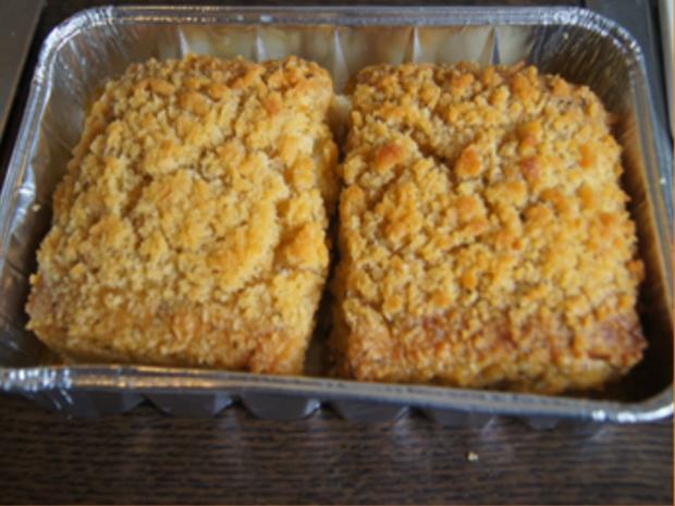 Schlemmerfilet mit Honig-Bundmöhren, Senfsauce und Kartoffeln - Rezept - Bild Nr. 6