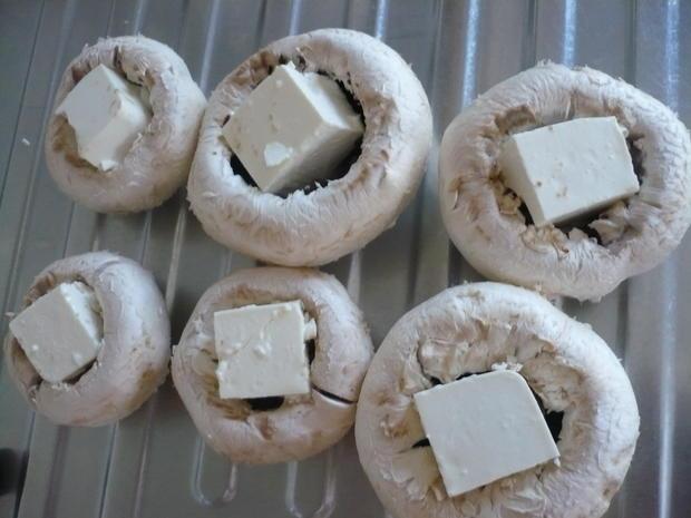Champignons vom Grill - Rezept - Bild Nr. 4