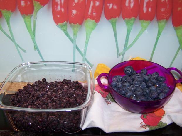 Heidelbeeren- Pfannkuchen (aus dem Bayrischen -Wald) - Rezept - Bild Nr. 8