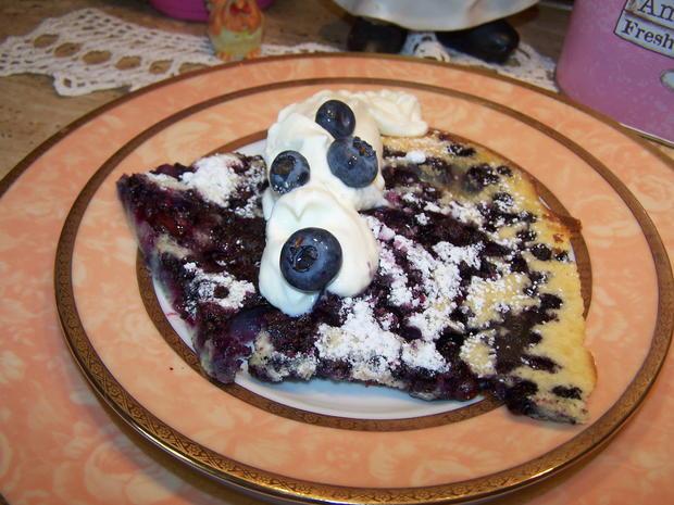 Heidelbeeren- Pfannkuchen (aus dem Bayrischen -Wald) - Rezept - Bild Nr. 13