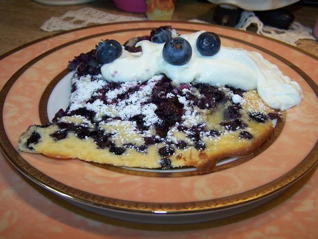 Heidelbeeren- Pfannkuchen (aus dem Bayrischen -Wald) - Rezept - Bild Nr. 17